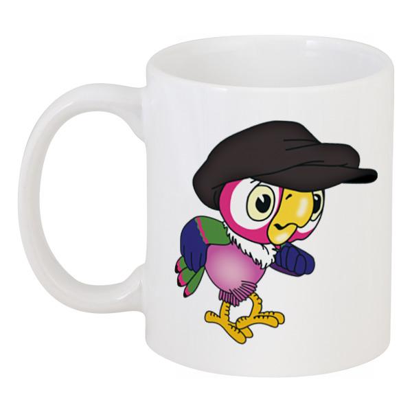 Кружка Printio Попугай кеша брелоки aztek брелок попугай