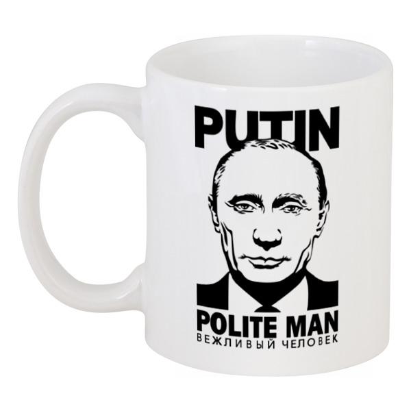 Кружка Printio Путин кружка printio путин человек чести