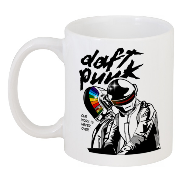 Кружка Printio Daft punk