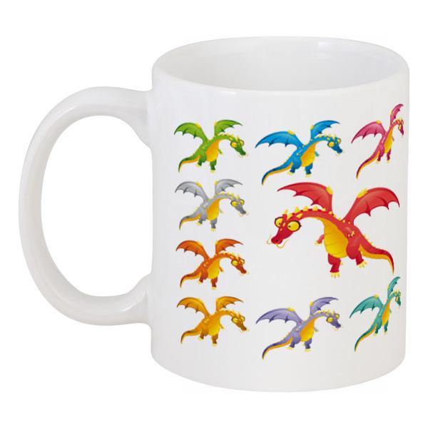 Кружка Printio Динозавры