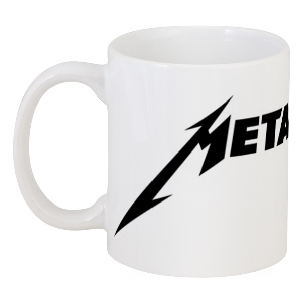 Кружка Printio Metallica metallica