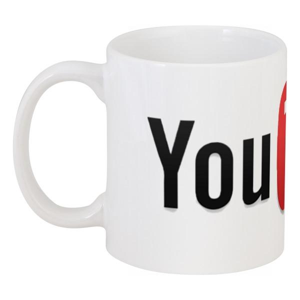 Кружка Printio Youtube printer youtube