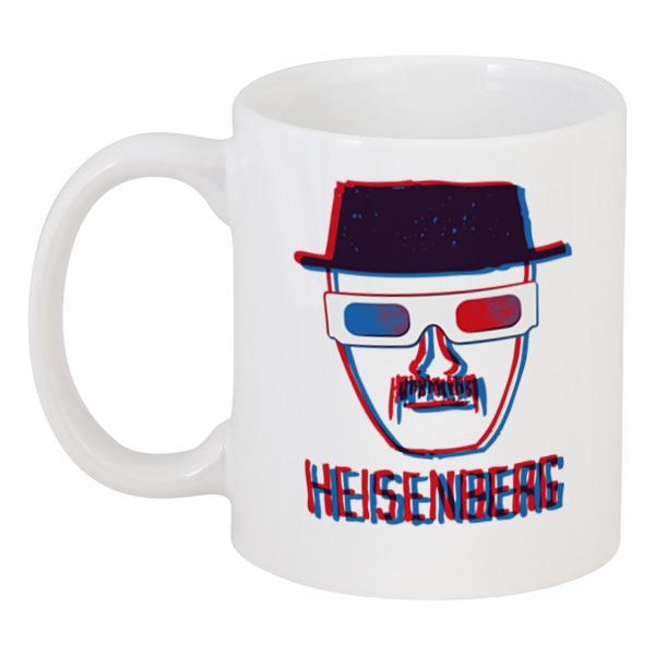 Кружка Printio Heisenberg 3d 3d кружка printio роспись