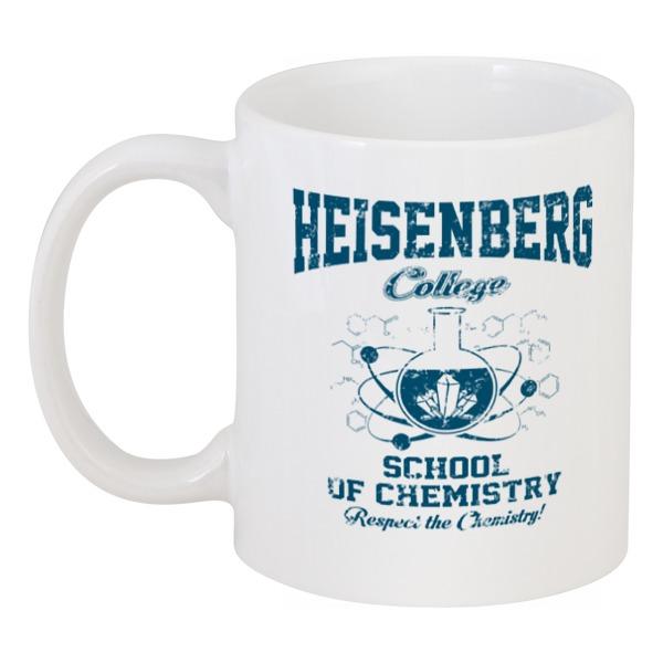 Кружка Printio Heisenberg college