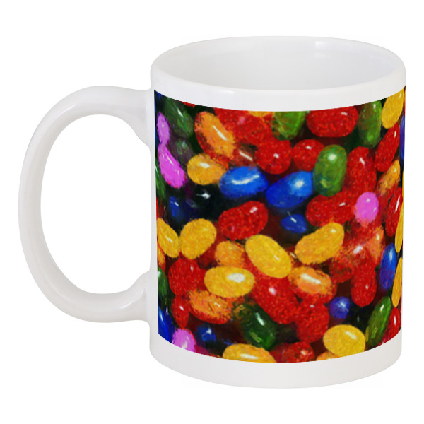Кружка Printio Разноцветные леденцы цены онлайн