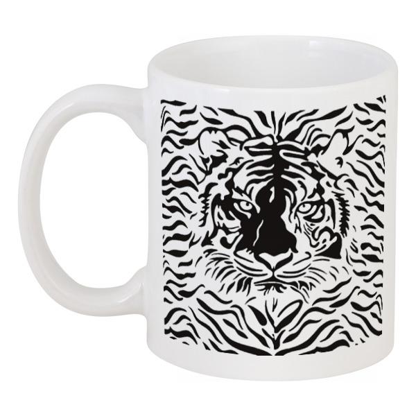 Кружка Printio Взгляд тигра хоук к в поисках тигра