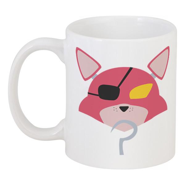 Кружка Printio Foxy (пять ночей у фредди)