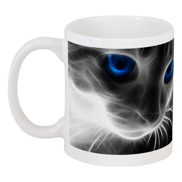 Printio Голубоглазая кошка