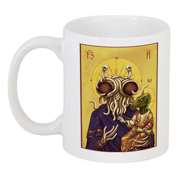 Кружка Printio Символ пастафарианства spaghetti strap crochet trim cami dress