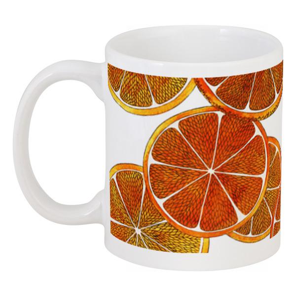 Printio Сочные апельсиновые дольки