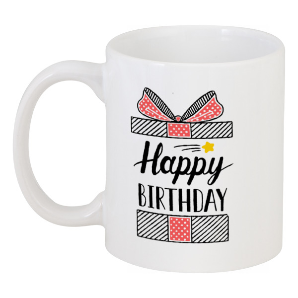 все цены на Кружка Printio Happy birthday