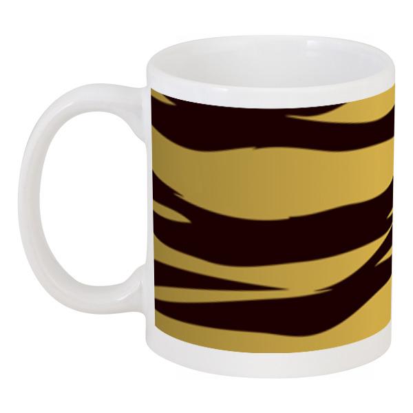 Кружка Printio Тигровый тигровый орех купить в москве