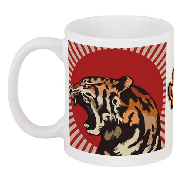 Кружка Printio Тигр арт пазл 360 арт терапия тигр 02349