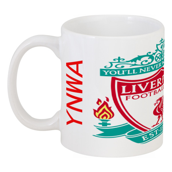 Фото - Кружка Printio Liverpool fc meike fc 100 for nikon canon fc 100 macro ring flash light nikon d7100 d7000 d5200 d5100 d5000 d3200 d310