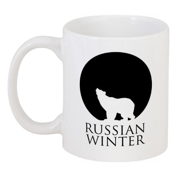 Printio Russian winter printio winter