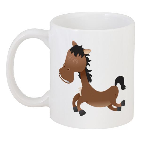Кружка Printio Лошадь бомбер printio лошадь