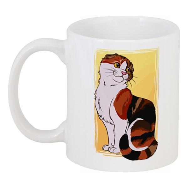 Кружка Printio Милая кошка милая фрэнсис