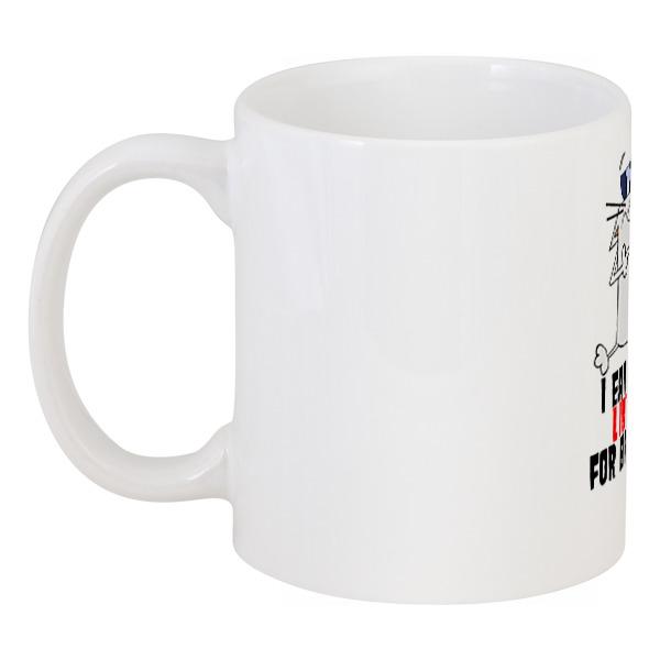 Кружка Printio Tea for punks роб чиампа тереза мур джон каруччи как заработать на youtube для чайников