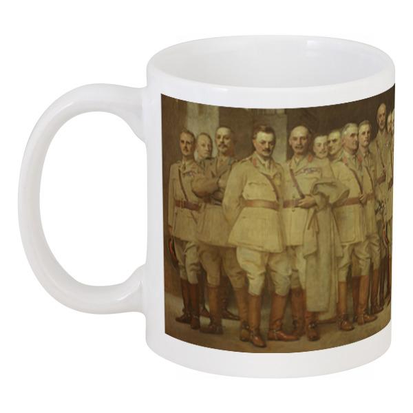 Кружка Printio Высшие офицеры первой мировой войны