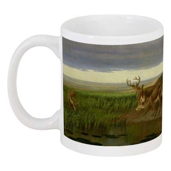 Кружка Printio Deer on the prairie кружка printio deer on the prairie