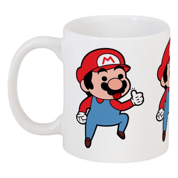 Кружка Printio Марио