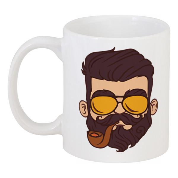 Кружка Printio Бородист / borodist расческа опасная бородист