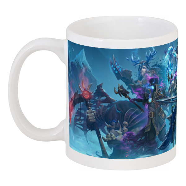 Кружка Printio Knights of the frozen throne the frozen deep