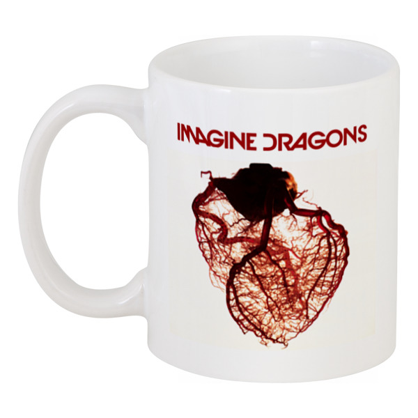 Кружка Printio Imagine dragons обложка для паспорта printio imagine dragons