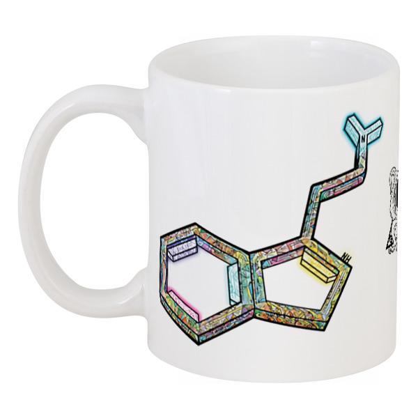 Кружка Printio Dmt molecule cup полотенцесушитель domoterm dmt 109 т5