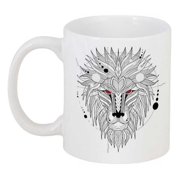 лучшая цена Printio Лев ( lion)