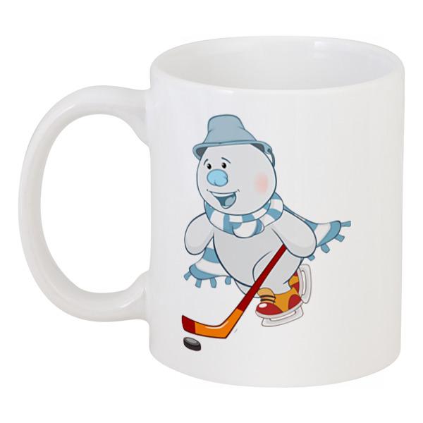 Кружка Printio Снеговик кружка printio снеговик