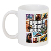 "Кружка ""GTA 5"" - gta, gta 5, gta iv, grand theft auto 5, grand theft auto iv, из игры"