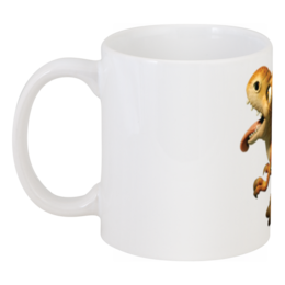 """Кружка """"Динозаврик"""""""