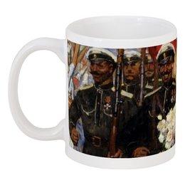 """Кружка """"Белая армия"""" - армия, война, россия, патриотизм, империя"""