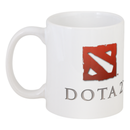 """Кружка """"DOTA 2"""" - кружка, dota, dota 2, дота, дота 2"""