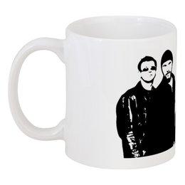 """Кружка """"рок-группа U2 """" - рок-группа"""