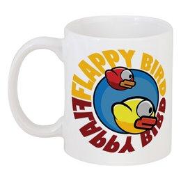 "Кружка ""Flappy Bird"" - flappy bird"