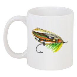 "Кружка ""Greenhighlander"" - лосось, нахлыст, fly-fishing, мушка, greenhighlander"