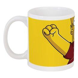 "Кружка ""Гомер Симпсон"" - прикол, арт, юмор, simpsons, симпсоны"