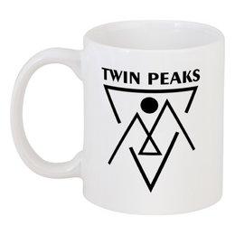 "Кружка ""Твин Пикс"" - сериалы, twin peaks, твин пикс"
