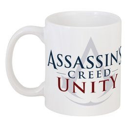 "Кружка ""Mug of the Assassin"" - assassin's creed, кредо ассасина"