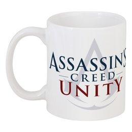 "Кружка ""Mug of the Assassin"" - assassin's creed, кредо ассасина"
