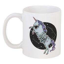 """Кружка """"Единорог Созвездие"""" - звезды, космос, единорог, созвездие, магия"""