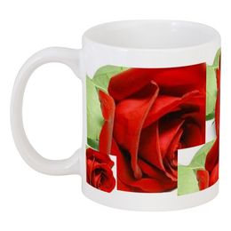 "Кружка ""rose1"" - rose"