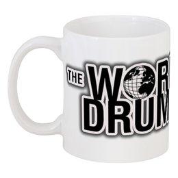"""Кружка """"Drum and Bass"""" - музыка, dj, music, день рождения, drum and bass"""