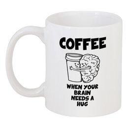 """Кружка """"Кофе """" - прикольные, кофе"""