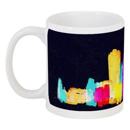 """Кружка """"Сolor City"""" - арт, в подарок"""