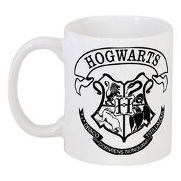 "Кружка ""Хогвартс"" - harry potter, гарри поттер, гриффиндор, хогвартс, hogwarts"