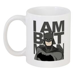 "Кружка ""Бэтмен (Batman)"" - batman, бэтмен"