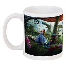 "Кружка ""Alice in Wonderland"" - алиса, сказка, алиса в стране чудес, alice in wonderland, alice"